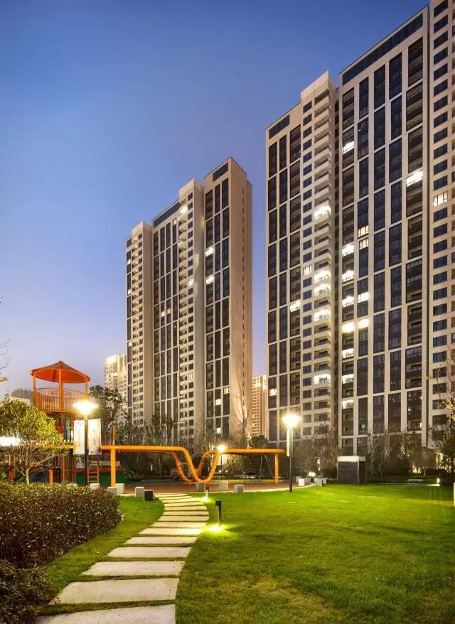 上海瑞虹新城九号地块·怡庭,*获得奖项:提名奖-居住建筑类
